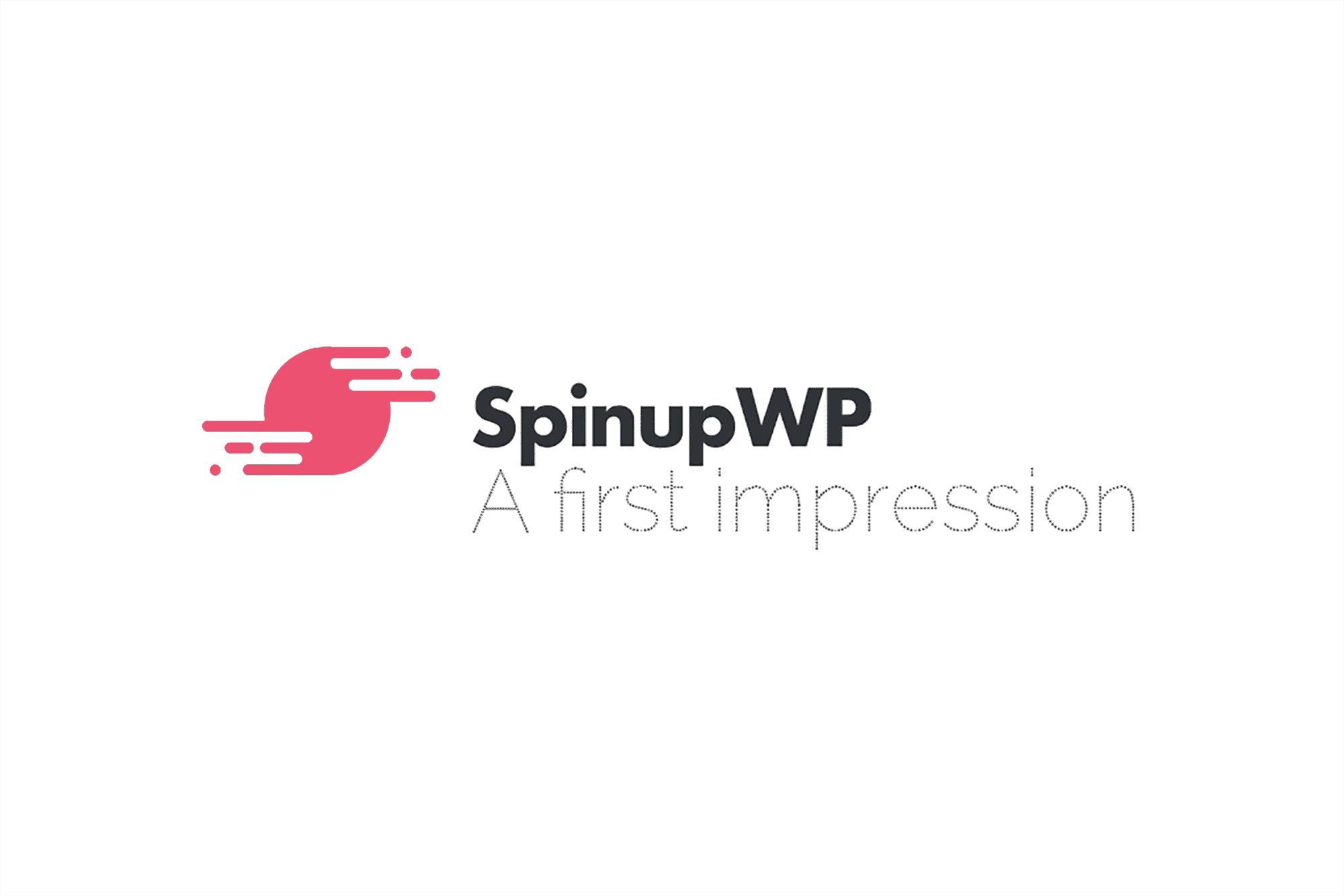 SpinupWP: A first impression