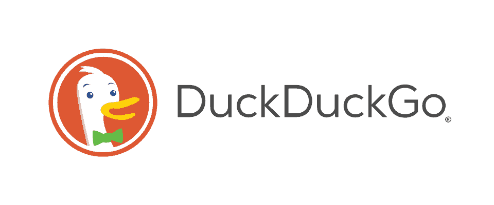 DuckDuckGo as default search engine