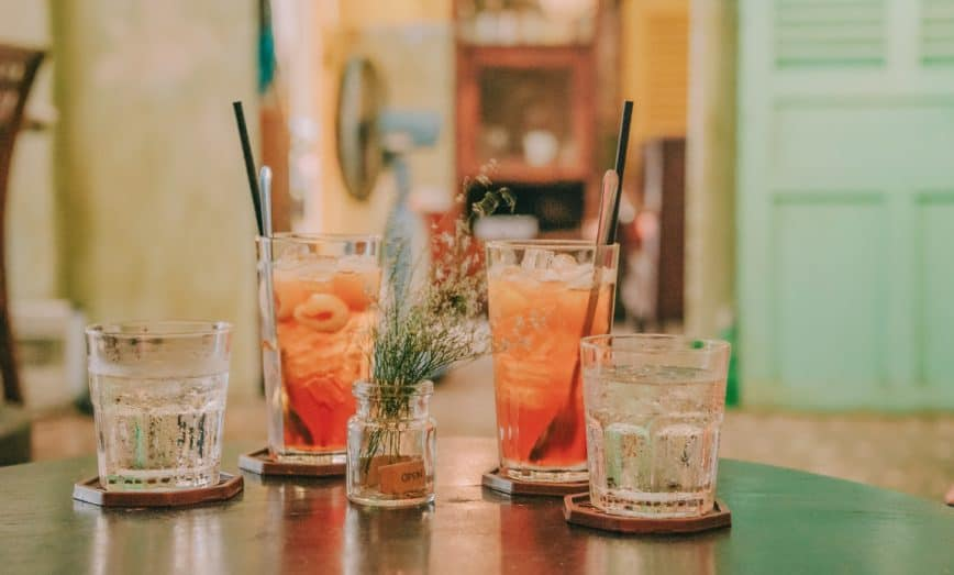 WP Meetup Hasselt – A drink
